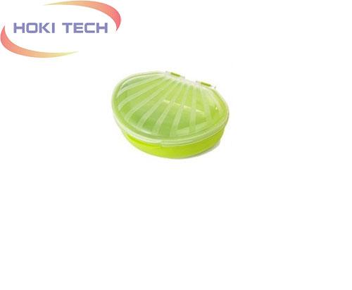 Hộp nhựa hình con sò nhỏ