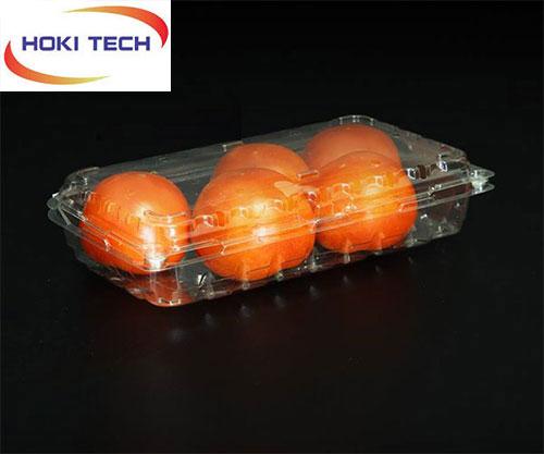 Hộp nhựa P1000AX đựng trái cây