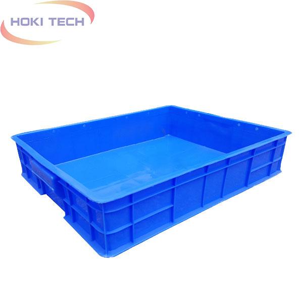 Thùng nhựa đặc HS006