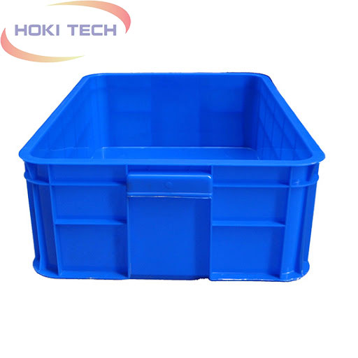 Thùng nhựa đặc HS003
