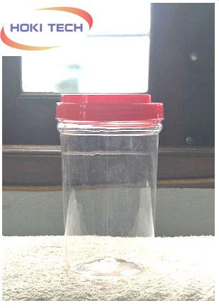 Hũ ly nhựa 1kg