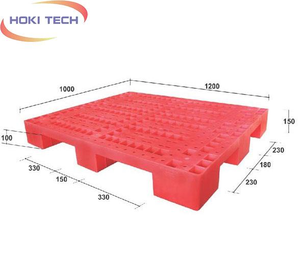 Pallet nhựa PL01LS