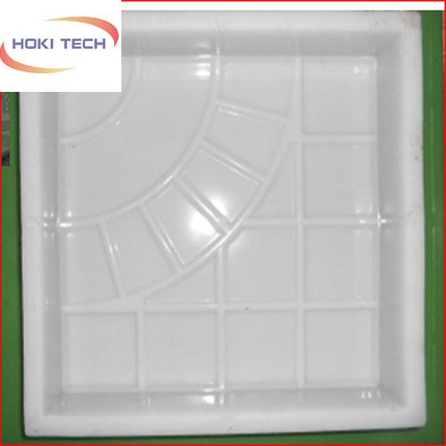 Khuôn gạch vuông 30x30 rẻ quạt bóng